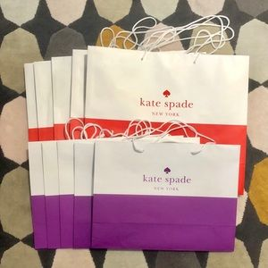 Handbags - 💖Kate Spade Shopping Bags Medium/Large